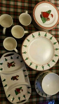 Christmas Dishes Thurmont, 21788