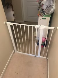 white and gray metal clothes rack Markham, L6B 1A8