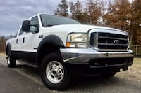 03 Ford F-350 Turbo Diesel 4X4 Sterling