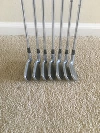 Acuity TruTech Golf Iron Set (RH; 3 - 9 irons) Alexandria, 22305