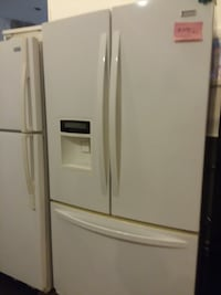 Kenmore French doors refrigerator excellent condition