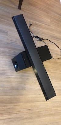 Sony Soundbar w/ wireless Subwoofer - HDMI for TV with optical and ARC Kelowna, V1Y 4B6