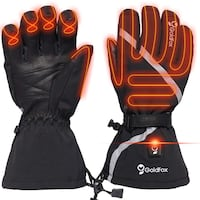 all new electric heated motorcycle gloves  Markham