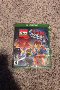 Xb1 LEGO game unopened