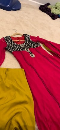 Pakistani Indian Desi clothes dress M Aldie, 20105