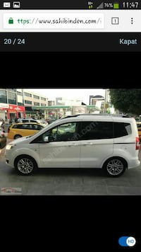 Ford - Courier - 2014 Yurt Mahallesi, 01170