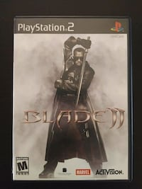 Blade 2 for PS2 Vaughan, L4L