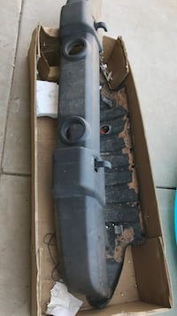 Front bumper and guard for 2015 Jeep Lubbock, 79423