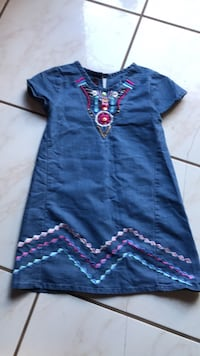 Girl's dress size 6/7 North Lauderdale, 33068