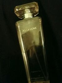 Discontinued Victoria secret cologne SO IN LOVE Dearborn Heights, 48125