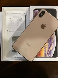 IPHONE XS MAX 256GB GOLD UNLOCKED Ottawa, K2J 5N9