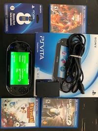 PS Vita 3G/OLED 3.60 hackable 16gb + 8gb memory cards and games Long Beach, 90802