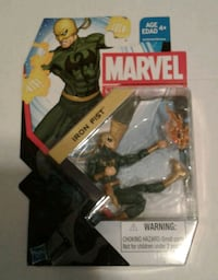 Marvel Universe Iron Fist Action Figure Port Coquitlam, V3B 7G7