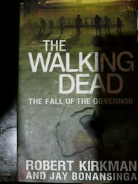 Walking dead rise of governor prt 1 Linthicum Heights, 21090