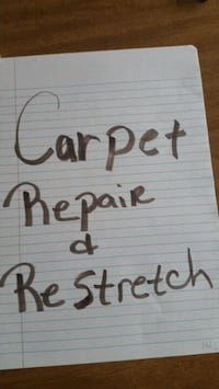 Carpet Repair and install Oklahoma City