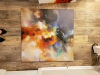 "Wall art. ""Magic sky"" from Wayfair. Monrovia, 91016"