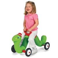 Radio Flyer inchworm  bounce and roll like new Edmonton, T6H 3A8