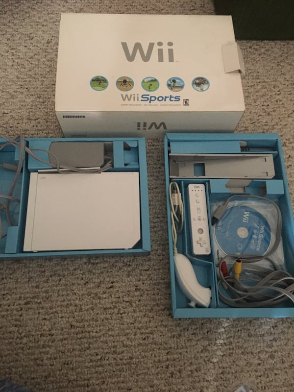 Nintendo Wii bundle 0