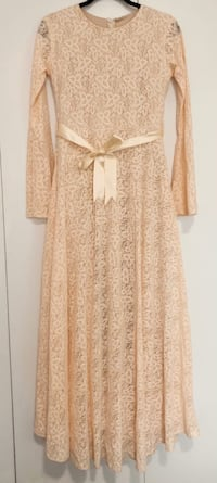 Hand made fabulous dress wore once Surrey, V3R 4B4