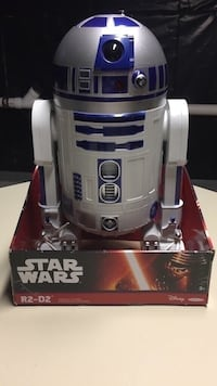 Star Wars R2-D2 18 inch figure Brand New Monroe Township, 08831