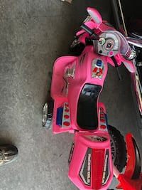 Toddler Electric Motorcycle