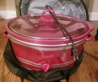 crock pot with carrying case Trenton, 08609