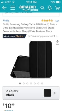 Tablet cover - brand new never used Shawnee