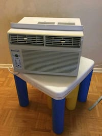 White Window Air Conditioner For $25!