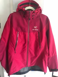 Arc'teryx Beta AR Gore-Tex Pro Shell Women's Pink Ski Jacket Washington, 20009
