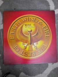 Vinyl. Earth Wind and Fire /Best of vol1 Baltimore, 21206