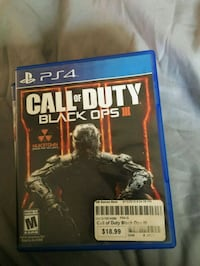 Call of Duty Black Ops 3 PS4 game case Green Bay, 54304