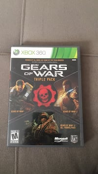Xbox 360 Gears of War game case 26 km