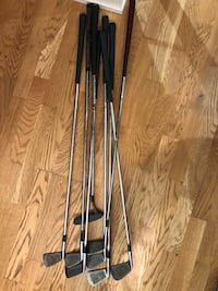 Assorted Right Handed Golf Irons Toronto, M6J 0B6