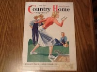 1937 country home magazine  Brooklyn Park, 55428