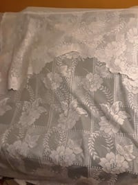All-in-one lace curtain Catonsville, 21228