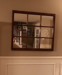 Wood frame mirror Pointe-Claire, H9R 5Y4