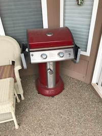 red and gray gas grill Lebanon, 45036