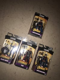 Marvel Legends action figures  213 mi