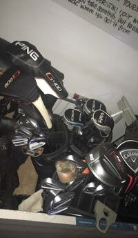 Three sets of Top of the line Golf Clubs Houston, 77035