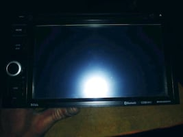 Boss touch screen stereo