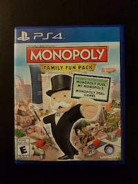 PS4 - Monopoly Family Fun Pack