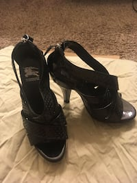 Burberry heels size 8 or 38 1/2 Poway, 92064