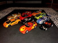 Fast And Furious Die Cast Collection El Paso, 79932