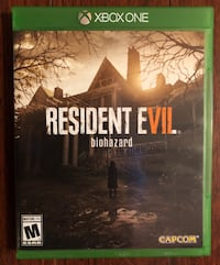 Resident Evil for XBox One Bakersfield, 93309