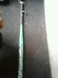 green and black Cyclone baseball bat Markham, L3P 4M9