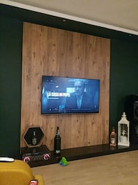 Samsung 55H6500 Smart Led Tv