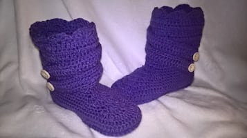 Adult Slipper boots