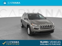 2016 Jeep Cherokee Latitude Sport Utility 4D Brentwood