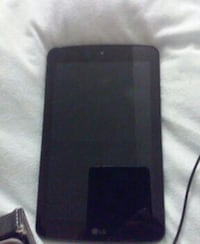 Lg Tablet New!!!