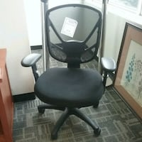 Black Office Chair  Oakville, L6L 5N1